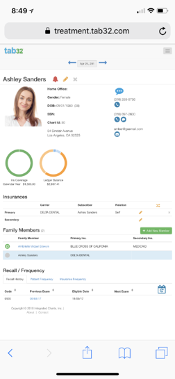 EHR_Patient_Profile