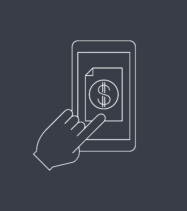 Mobile Payments for Electronic Statements