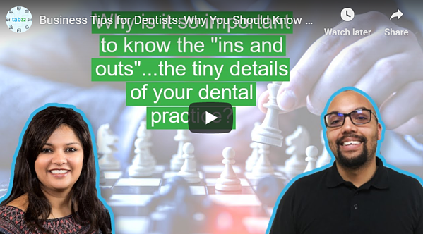 Knowing the ins and outs of your dental practice