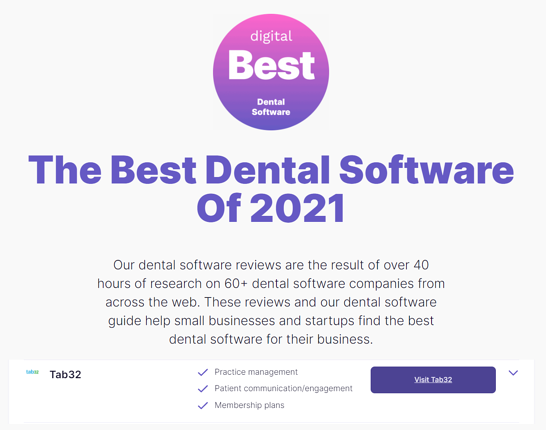 The Best Dental Software of 2021