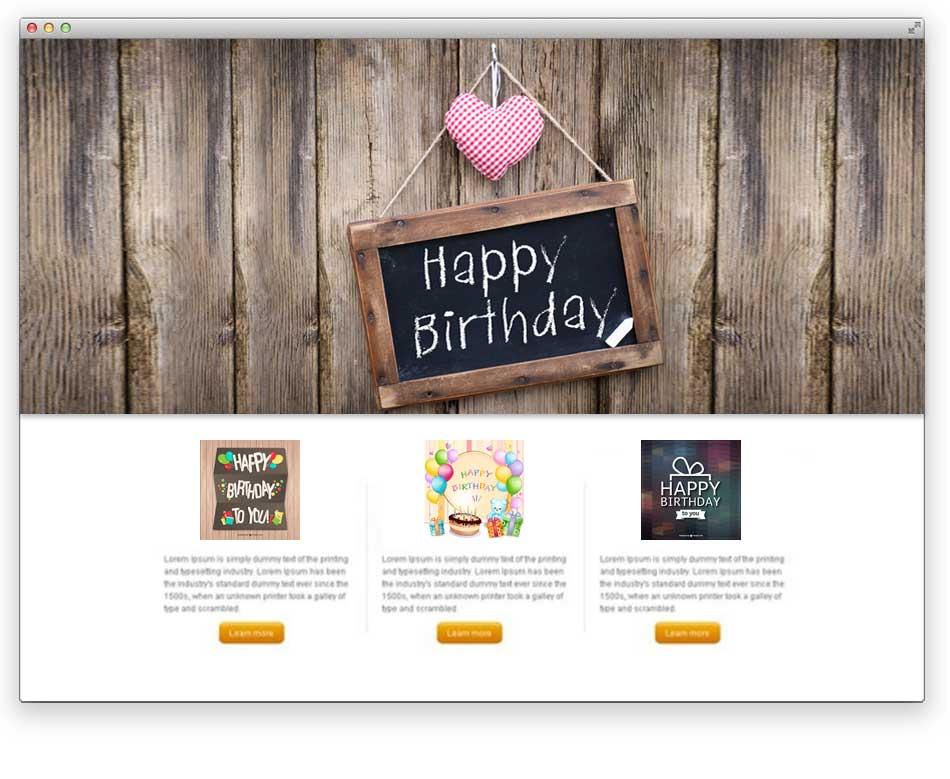 Birthday - EHR HelloPatient