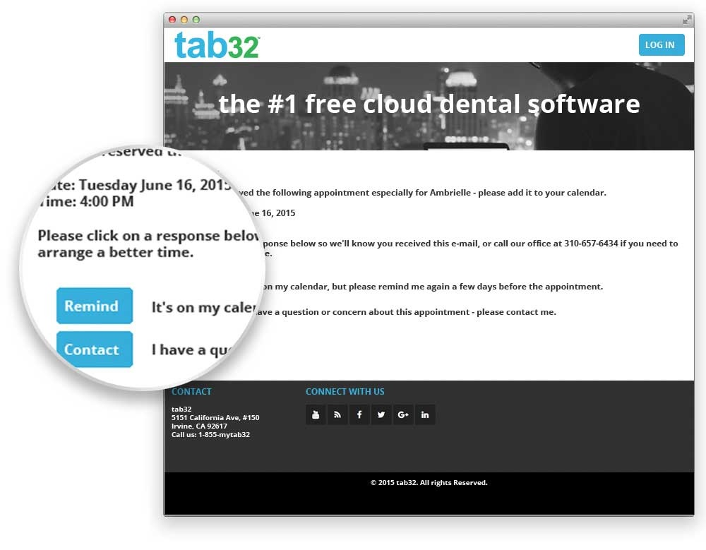 Save the Date - Cloud Dental Software HelloPatient
