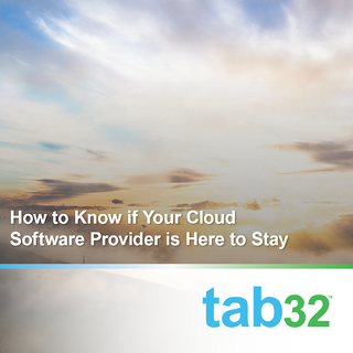 How to Know if Your Cloud Software Provider is Here to Stay