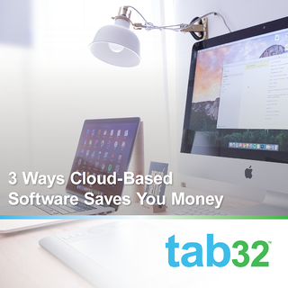 3 ways cloud-based software saves money
