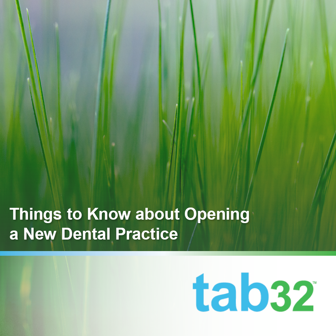Things to Know About Opening a New Dental Practice