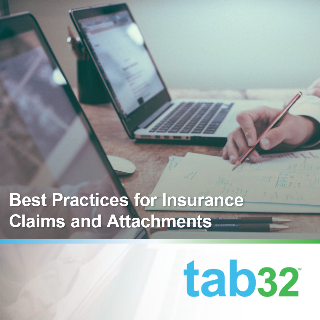 Best Practices for Insurance Claims and Attachments