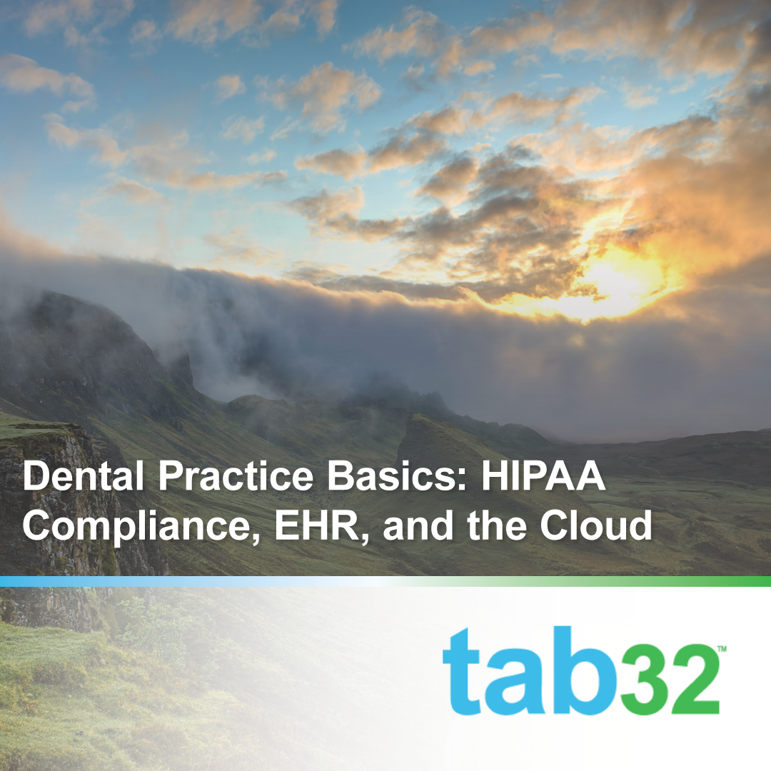 What You Should Know about HIPAA Compliance and the Cloud