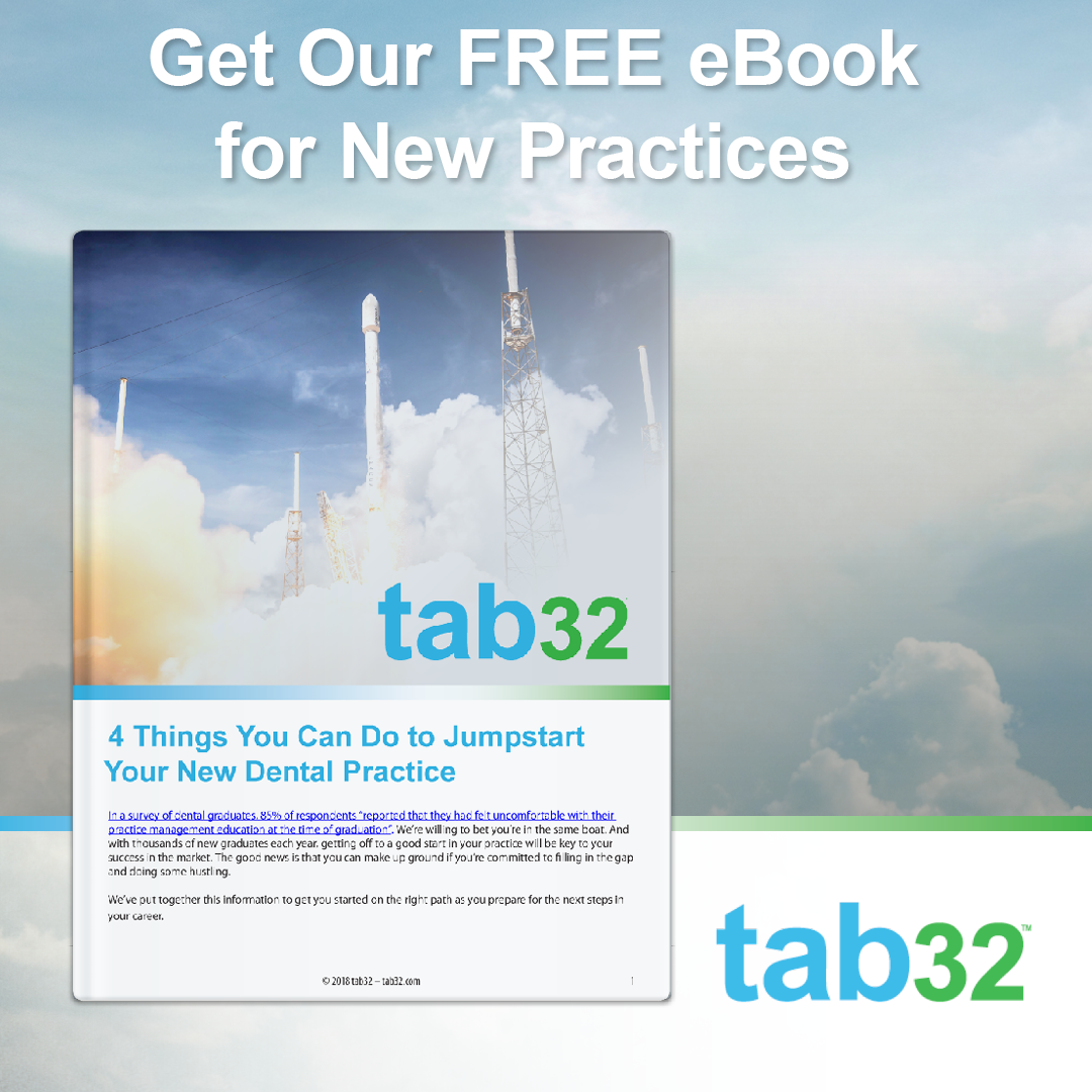 Get Our Free eBook for New Dental Practices